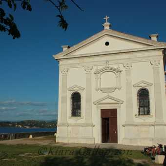 Church in Piran town