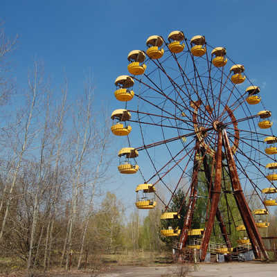 Optional day tour to Chernobyl and Pripyat
