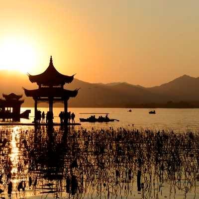 West Lake, Hangzhou