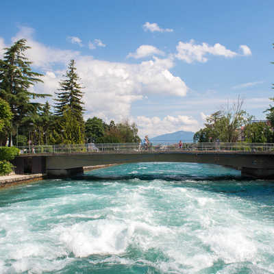 River in Macedonia