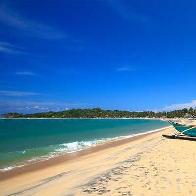 Ahangama Beach, Sri Lanka