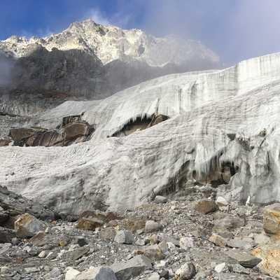 Lower Mera La Camp, Nepal