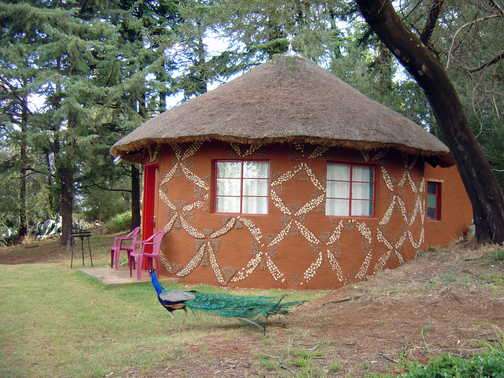 Malealea Hut