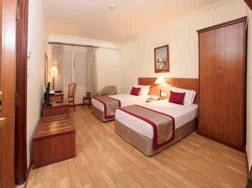 Hotel Royal Singi, twin room, Kathmandu, Nepal