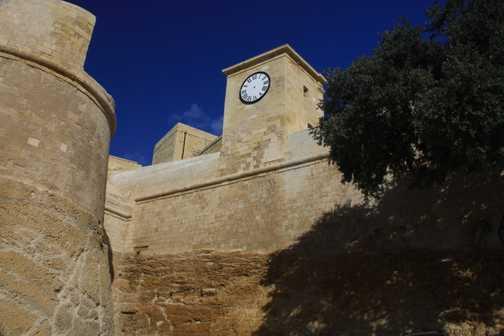 Remnants of bird-shooting. Popular in Gozo.
