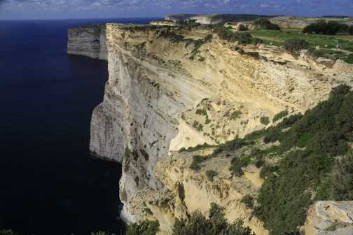 Ta'Cenc hotel - beautiful hotel used by Exodus in Sannat, Gozo.