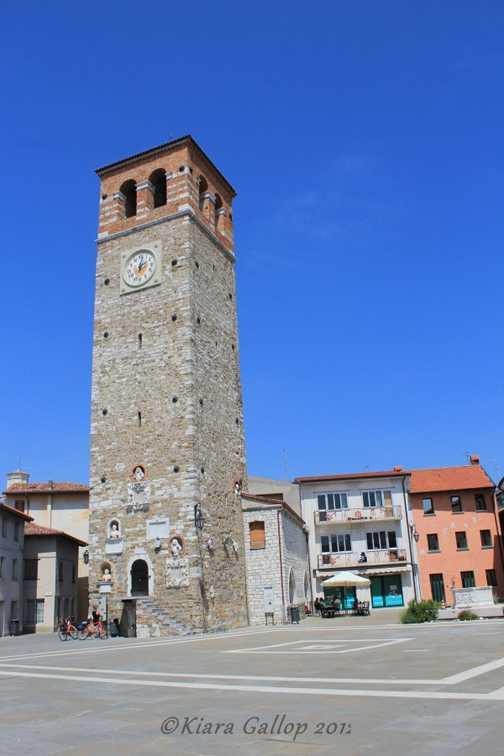 Bell Tower, Marano Lagunare