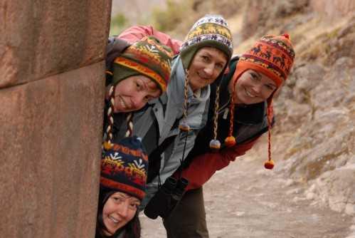 Inca Girls