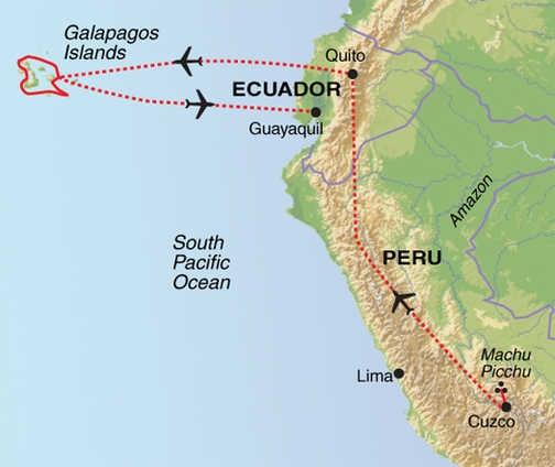 APG trip Map
