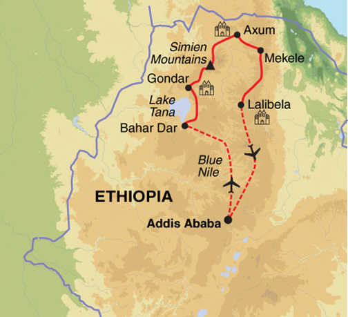 Ethiopia in Depth   Exodus