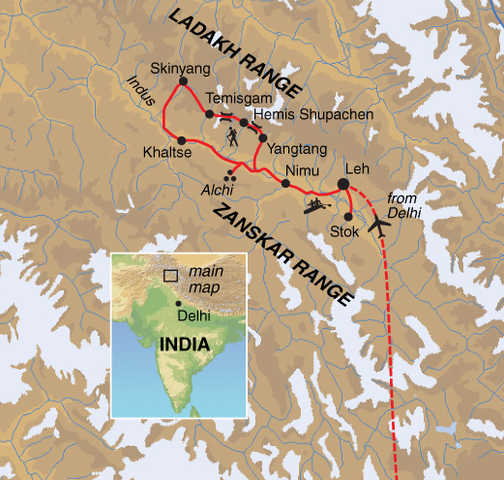 FIL Trip Map
