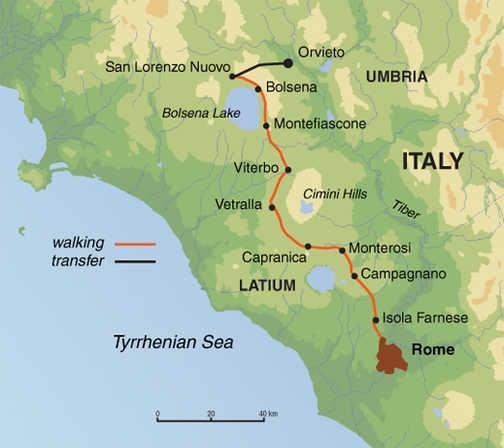 Map LKC