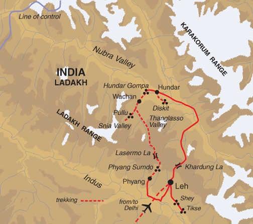 TGD Trip Map