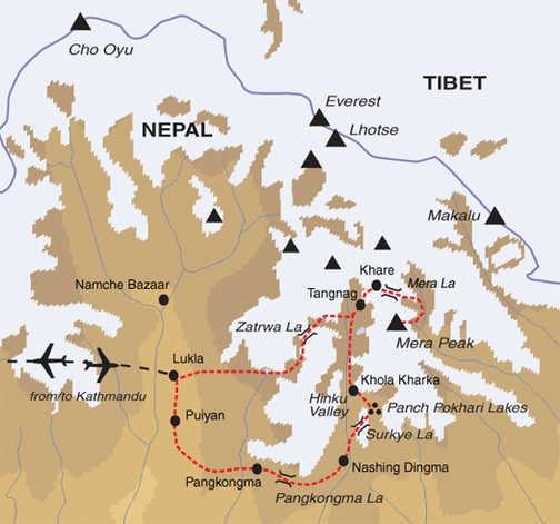 TNB Trip Map