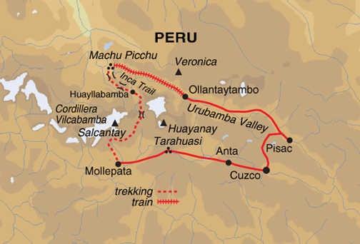 TPS Trip Map