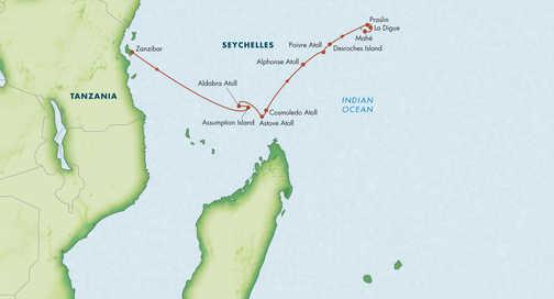 Ultimate Seychelles With Aldabra Atoll Exodus