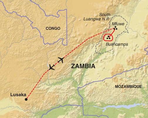 South Luangwa Walking Safari | Exodus on