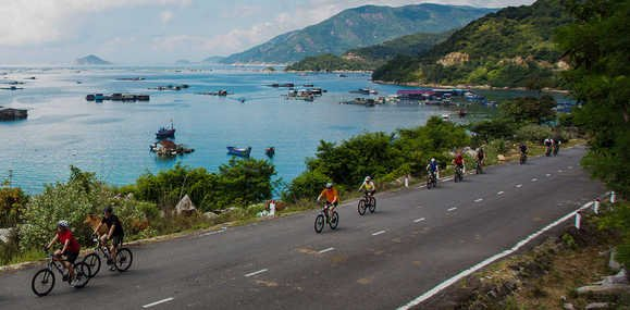Road Cycling in Vietnam