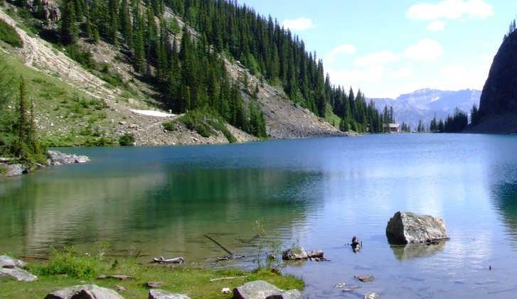 Lake Agnes, Canadian Rockies