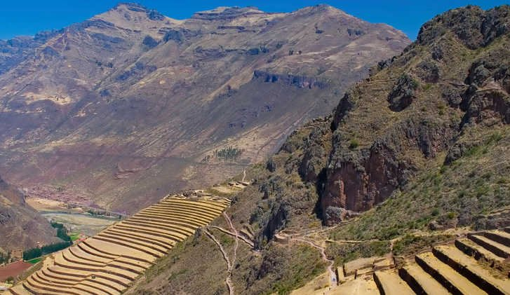 Terraces at Pisac