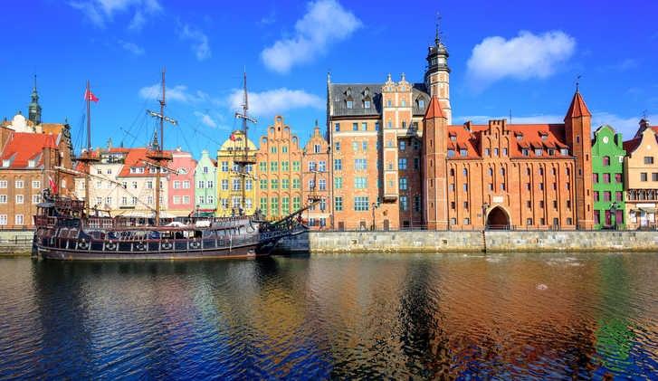 Historic Gdansk