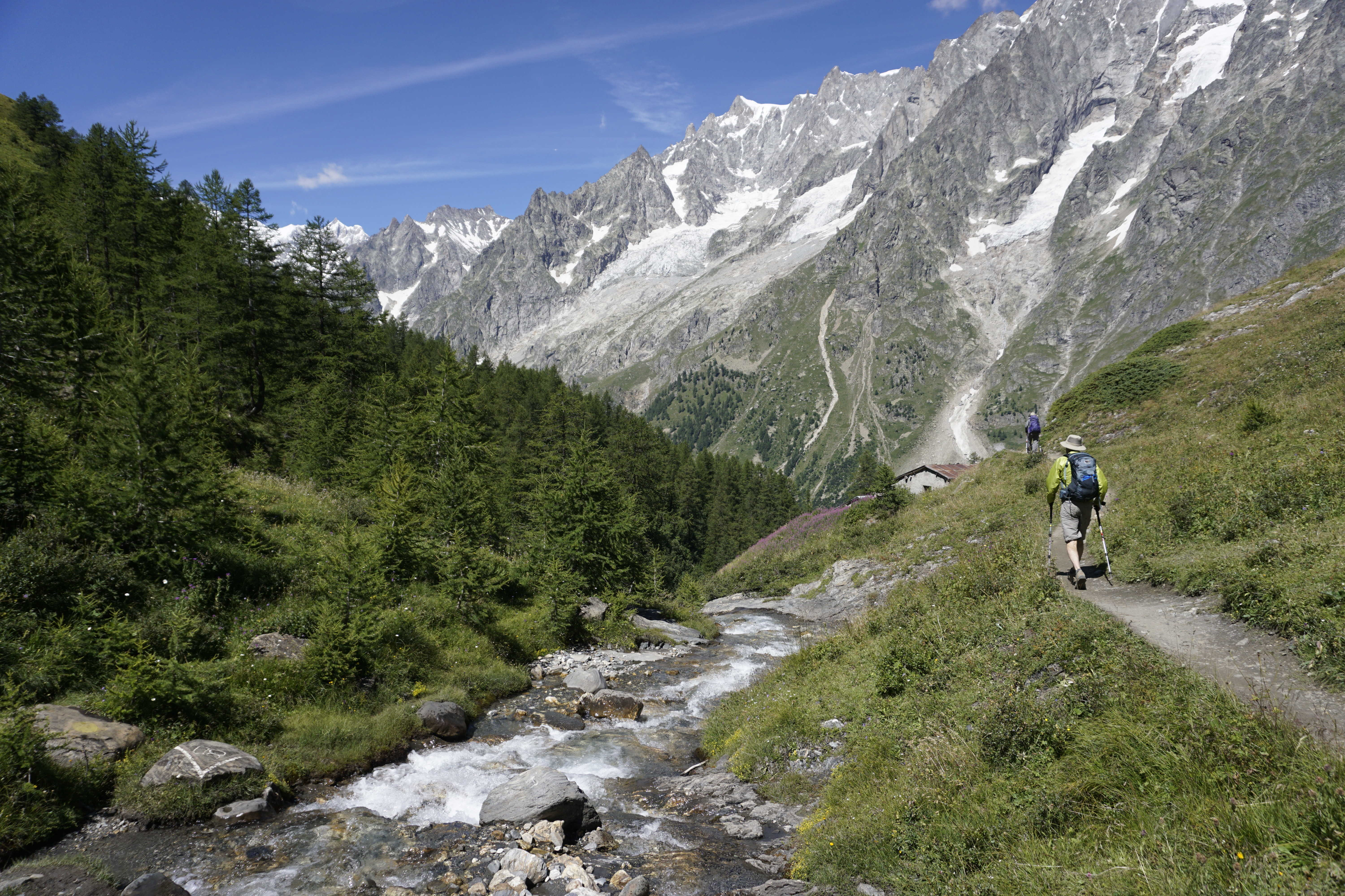Hiking the Tour du Mont Blanc in a Week