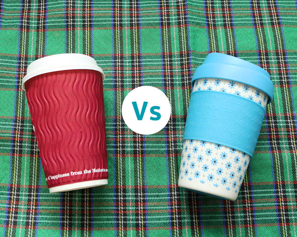 Reusable Keep Cup