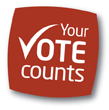 Your Vote Counts - Vote for your Leader